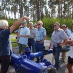 Erklärung der Anlage am Wasserwerk